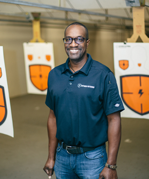 Sam Moore: Personal Firearms Trainer